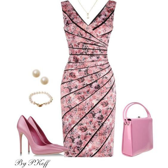 Simply Elegant, created by pkoff on Polyvore