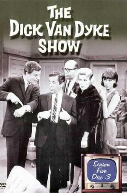 Dick Van Dyke! Seen every episode at least 5 times! Great show.