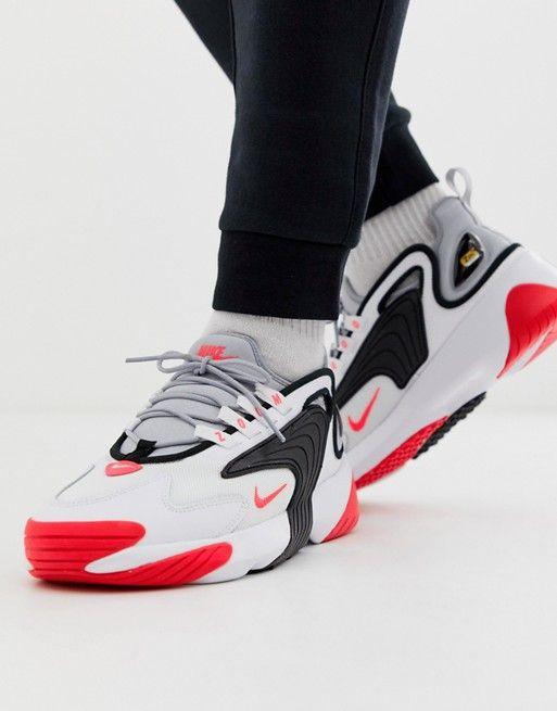 Nike Zoom 2K Black Red | Nike zoom 2k, Nike zoom, Nike