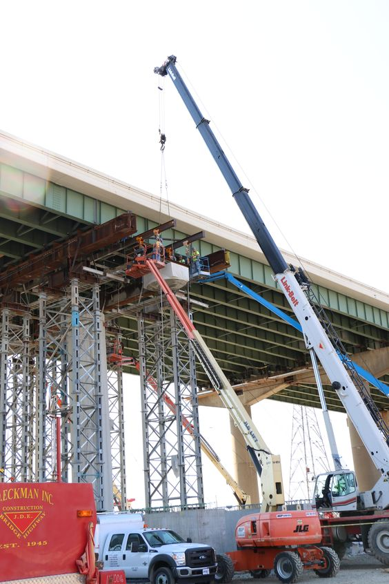 I-495 bridge repairs possible with help of Mabey Structural Tower System