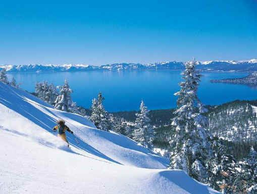 Heavenly Lake Tahoe... Home Sweet Home