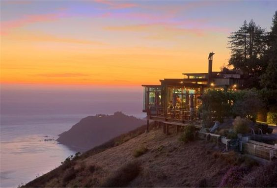 Post Ranch Inn - Big Sur - Etats-Unis