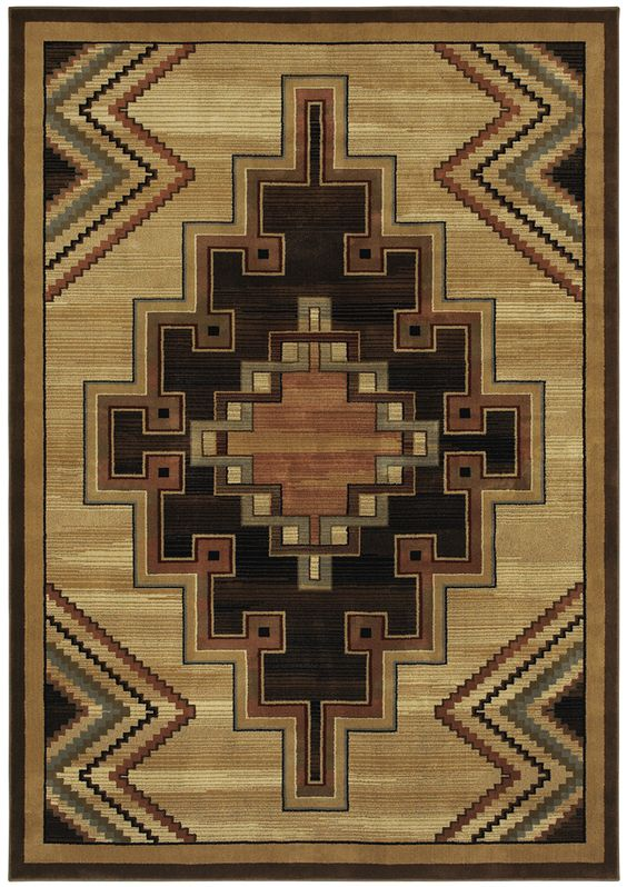 Mystic canyon rug collection from lone star western decor for Lone star home decor