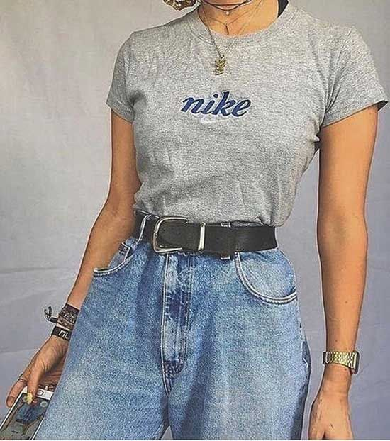 90s Style Mom Jeans Fashion Inspo Outfits 90s Fashion Outfits Retro Outfits