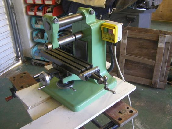 Bench Top Milling Machine Other Machine Tools