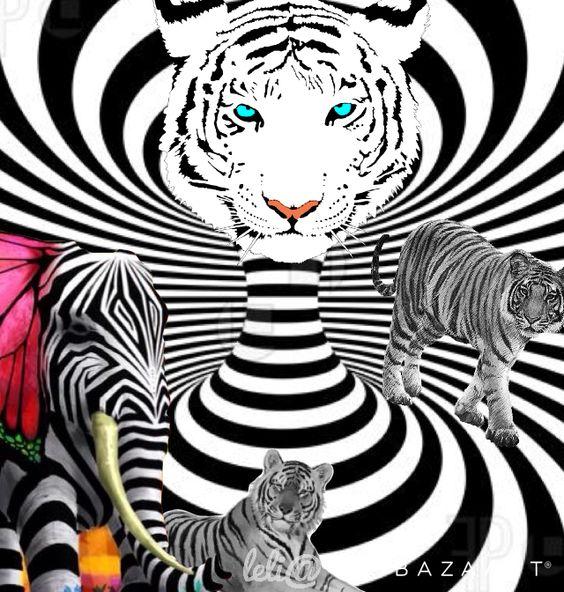 Tigre Branco - Lelia Maria Fachel Sarda