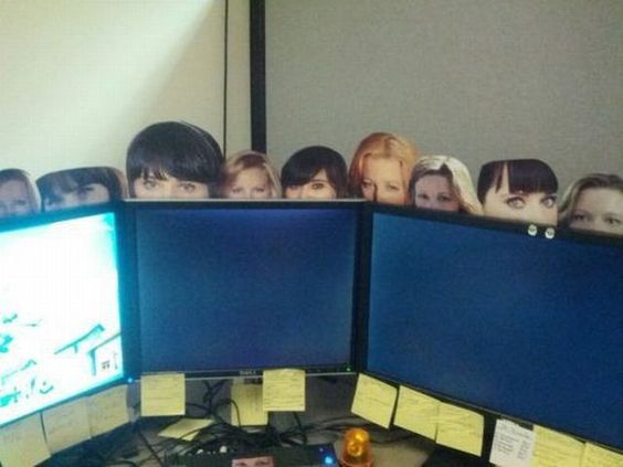 The Sisters are watching you.