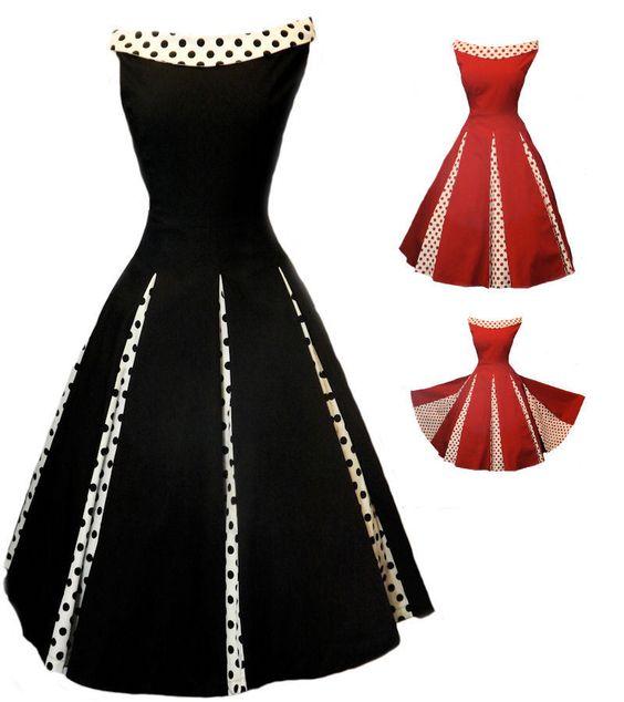 2014 best Tropical Hawaiian Print Chifon Dress Rockabilly 1950's Size-in Dresses from Apparel & Accessories on Aliexpress.com
