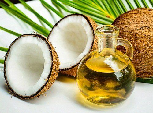 Aceite-de-coco   Crèmes antirides maison, Huile essentielle de ...