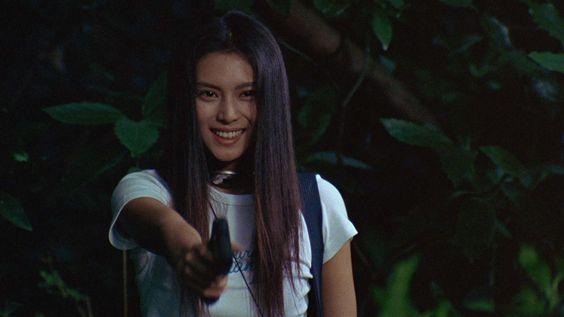 Battle Royale [バトル・ロワイアル Batoru Rowaiaru] (Kinji Fukasaku, 2000)