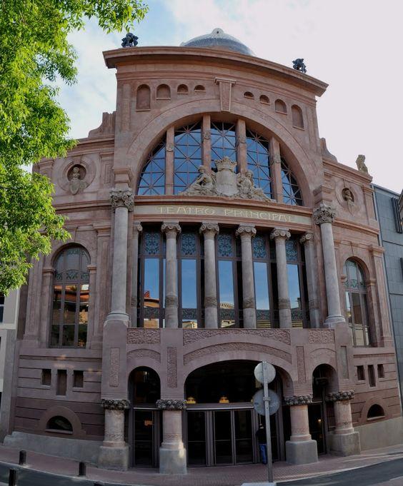 Teatre  Principal  de  Terrassa.   M.Carme.