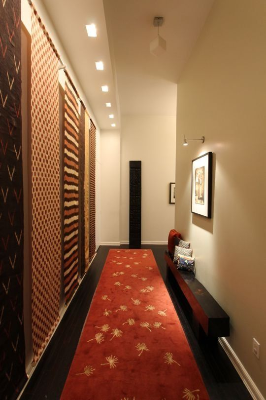 Loft House House Tours And Temporary Wall Covering On