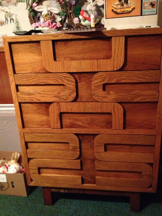 lane furniture mid century