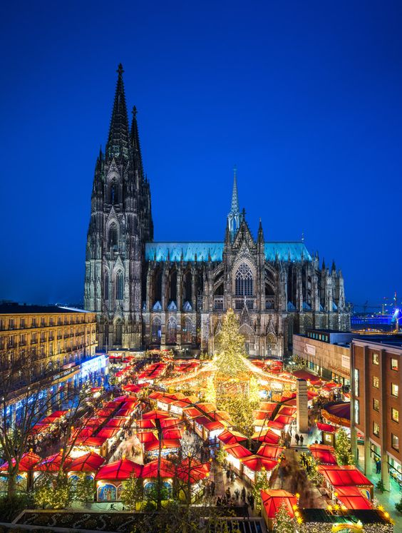 Cologne #Christmas market
