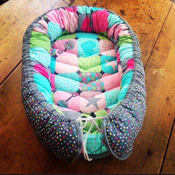 Baby Nest on Etsy, $153.85 CAD: