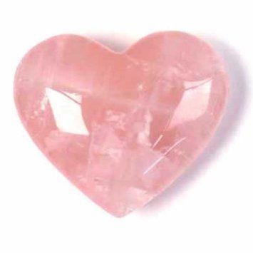 pink quartz heart ♥: