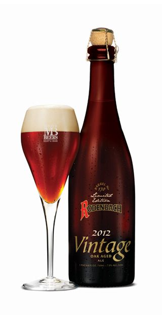 "RODENBACH Vintage is the unique result of our RODENBACH-brewers selecting the cask which has produced the best beer after two years of maturation: ""cask of the year"". The cask number always appears on the label, and the year refers to the start of maturation."