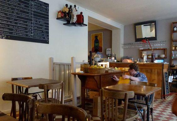 Restaurant Naturellement  à Paris - 33bis rue Mademoiselle 75015 - 01 73 73 23 69