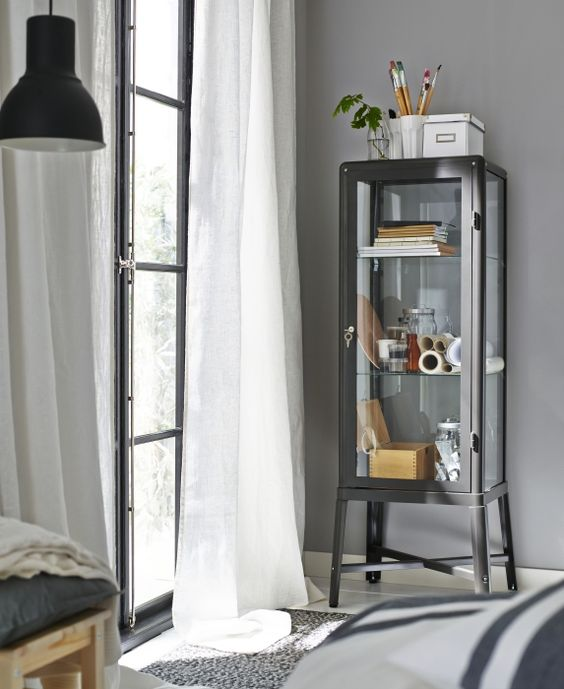 interieur ikea and catalog on pinterest. Black Bedroom Furniture Sets. Home Design Ideas