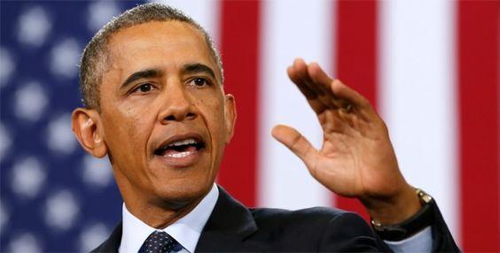 #BarackObama quiere iniciar guerra contra #EstadoIslámico   Entérate>>