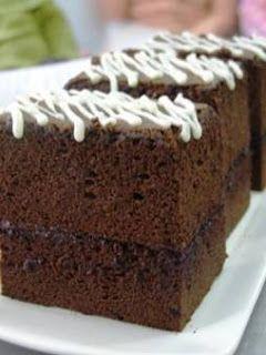 Resep Brownies Cokelat Brownie Cotton Cake ~ TTM Tips Trik Memasak