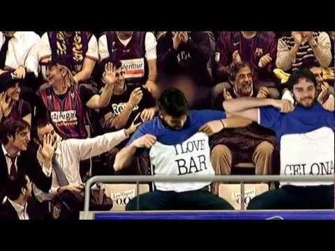 Los Gasol y San Miguel 0,0% en la Copa del Rey. Realidad Aumentada. ¿Donde están realmente los hermanos Gasol?