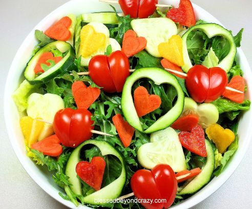 Valentine Salad 7