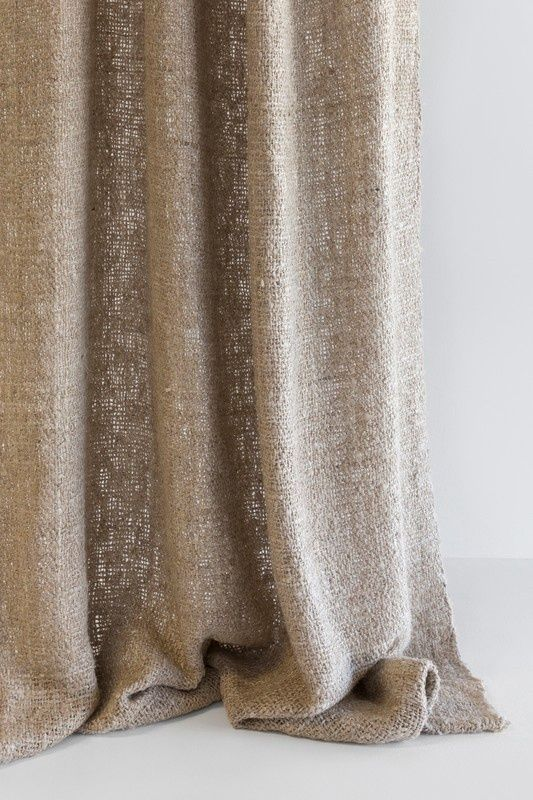 Handloom Fabric From The Pure Collection By Mokum Available From
