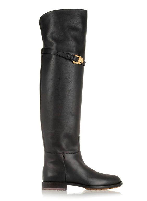Diez botas mosqueteras para este otoño - Harper's Bazaar