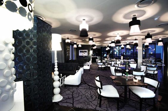 Modern Dining Experience - Davinci Hotel and Suites, Sandton
