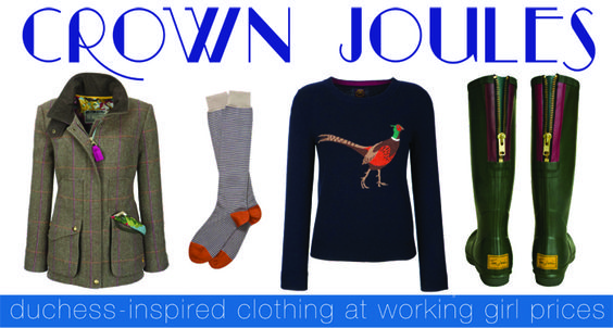 Aspiring Kennedy: Crown Joules