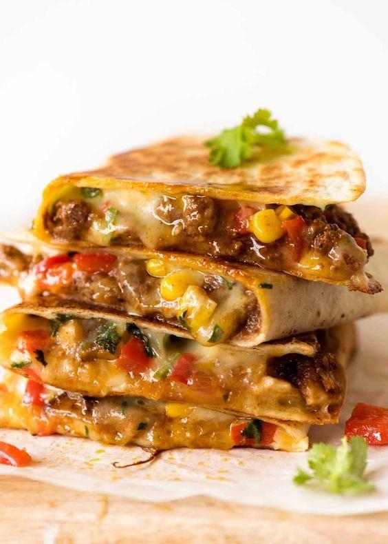 Quesadilla Recipe Recipetin Eats Quesidilla Recipes Mexican Food Recipes