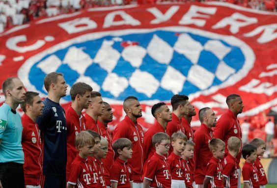 @FCBayern Der #Rekordmeister schnappt sich bei Peps Abschiedsspiel das #Double! In einem echten Pokalkrimi hatten die Münchner am Ende die besseren Nerven #9ine