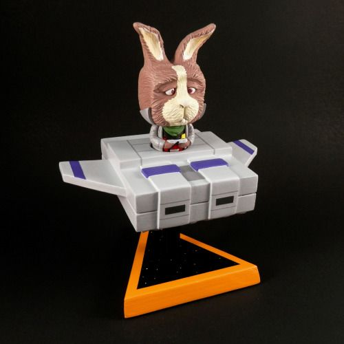 Do a barrel roll with Brad Hill's new sculpture for G1988...