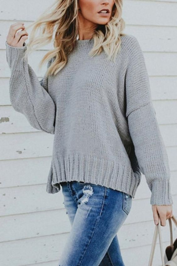 40 Women Sweater To Inspire outfit fashion casualoutfit fashiontrends