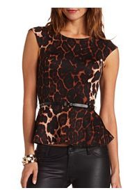 Crop Tops, Tunics, Dressy Tops, Graphic Tops, Bustier Tops: Charlotte Russe