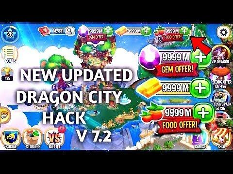 Dragon City Hack Win Costless Gold Android Mobile Phone As Well As Iphone Dragon City Gold Hack 2019 Grab 9999999 City Hacks Dragon City Dragon City Cheats