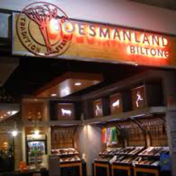 Boesmanland Biltong