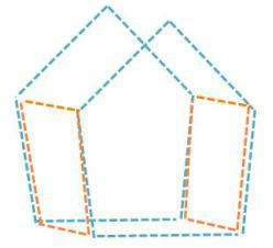 How to build a crooked playhouse playhouse plans the o for Whimsical playhouse blueprints