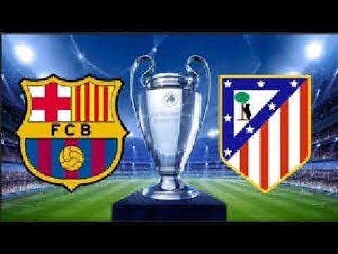 Fifa 18 Barcelona Vs Atletico Madrid Final Match Uefa Cl Ps4 By Champions League Barcelona Vs Atletico Madrid Atlético Madrid