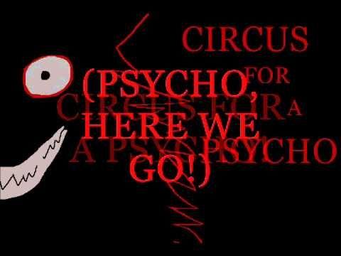 Skillet- Circus for a Psycho (Lyrics) - YouTube