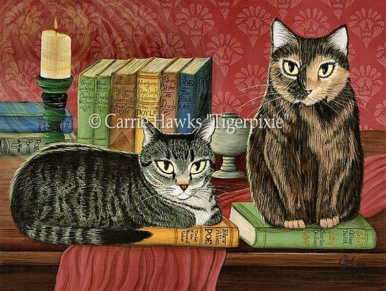 by Carrie Hawks www.tigerpixie.com