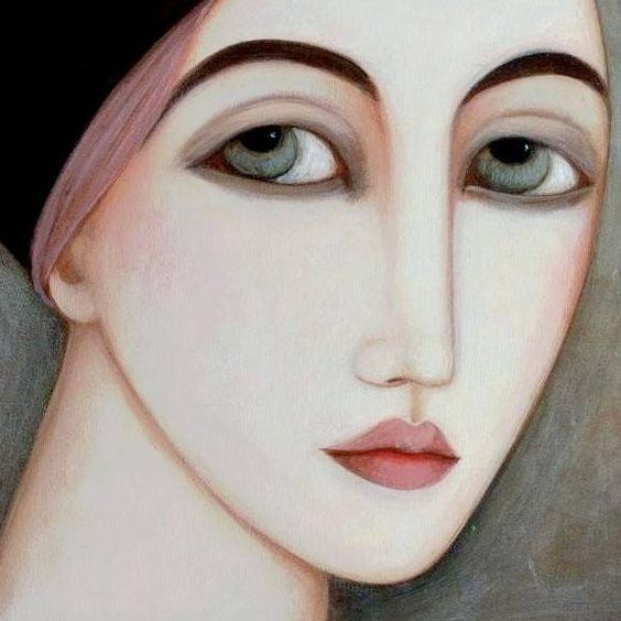 Faiza Maghni, 1964 | Surrealist /Abstract painter | Tutt'Art@ | Pittura * Scultura * Poesia * Musica |