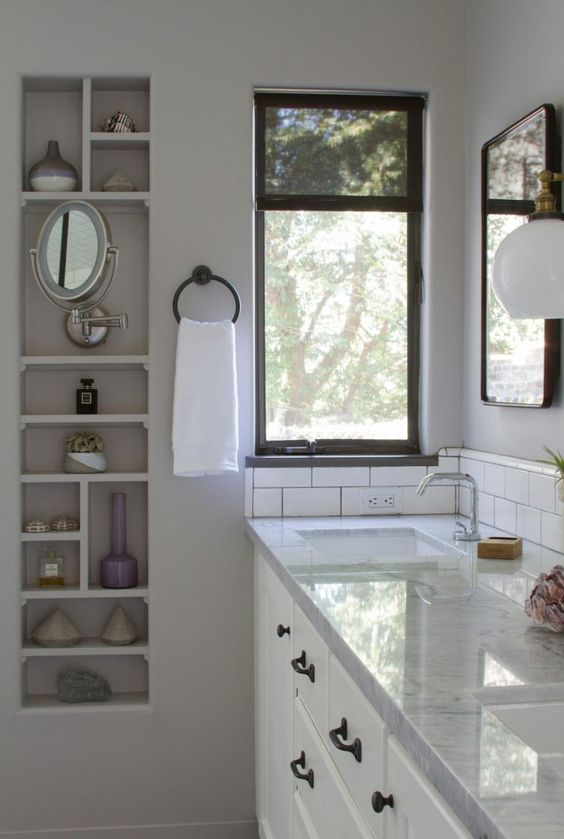 Before After A Brooklyn Inspired Bath In Los Angeles