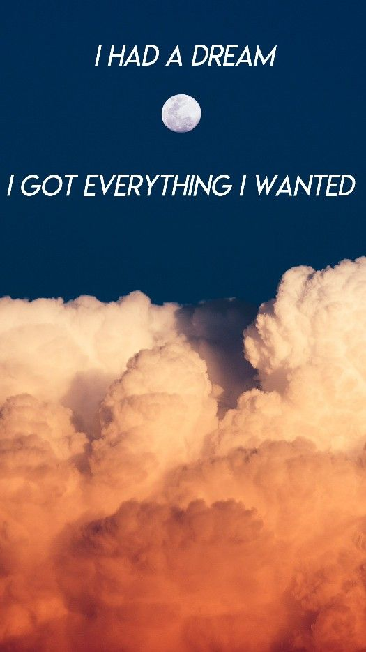 Everything I Wanted Billie Eilish Wallpaper Billie Eilish Wanted Lyrics Billie