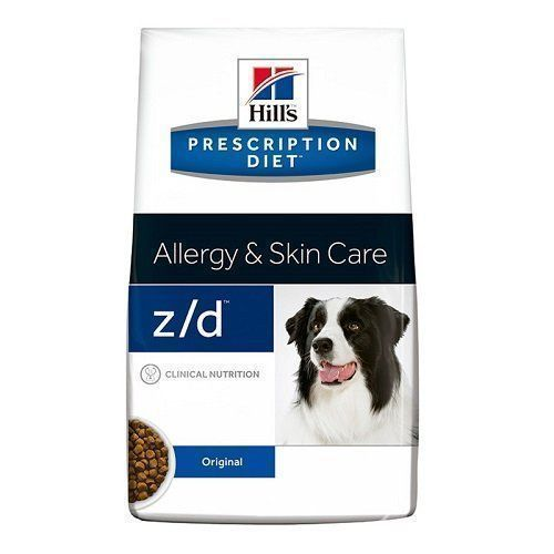 Hills Prescription Diet Complete Dry Dog Food Z D Allergy Skin