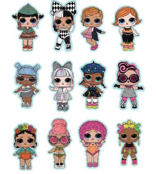 Lol Surprise Lights Glitter Dolls Image Lol Dolls Lol Dolls