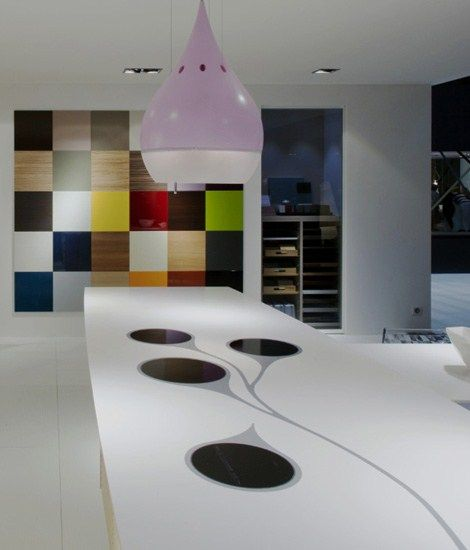 Future Kitchen Concept by Mobalpa u2013 Iris kitchens @Creative - super coolen kuchen mobalpa