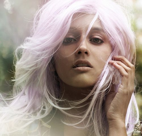this is cool. I like the soft purple.: Beautifull Hairs, Purple Hair, Faaaaaavorite Color, Hair Colors, Beautiful Awesome, Aveda Color, Technicolor Hair, Beautiful Hair