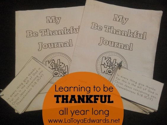 Lesson 8: The Roots And Fruit Of A Thankful Heart (2 ...